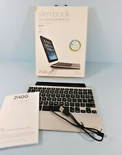 ZAGG Slim Book Keyboard and Case for IPad Air 2~Black~