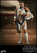 """Hot Toys 1/6 Commander Cody 12"""" Figure Star Wars Episode III Revenge of the Sith"""