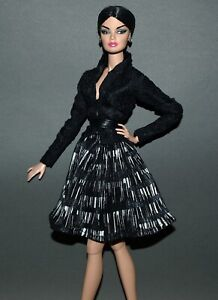 *KAREN Exclusive* outfit for Fashion Royalty FR2, Poppy Parker, Barbie - 42