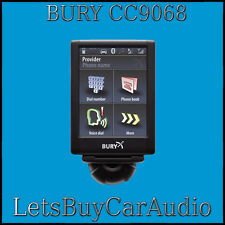 THB BURY CC9068 TOUCHSCREEN BLUETOOTH HANDS FREE CAR KIT,  A2DP AUDIO STREAMING