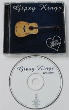 GIPSY KINGS Love Songs CD album Eur 1996 Columbia (Disc MINT)