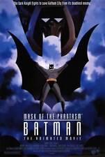 BATMAN: MASK OF THE PHANTASM Movie POSTER 11x17 Kevin Conroy Dana Delany Mark