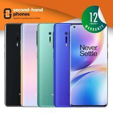 """OnePlus 8 PRO 5G 128/256GB Sbloccato Nero, verde, blu ottime condizione """"MENTA"""""""