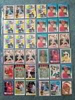 Tony Perez Baseball Card Mixed Lot approx 138 cards