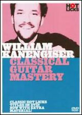 William Kanengiser: Classical Guitar Mastery (2009, DVD NEW)