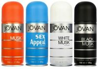 Jovan Musk Deodorant For Men Body Spray in Varient Fragrence 150 ML