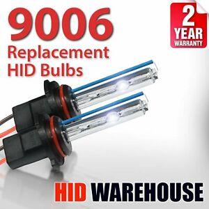 HID-Warehouse 9006 HID Xenon Replacement Bulbs - 4300K 5000K 6000K 8000K 10000K