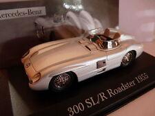 voiture 1/43 ixo altaya MERCEDES : 300 SL/R Roadster 1955