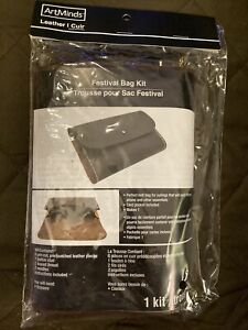 Artminds Leather Festival Bag Kit