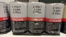 Cyclon Batteries from Macintosh portable laptop as is not working for collecting