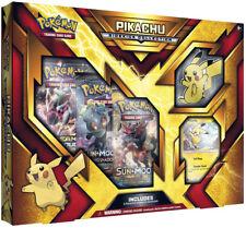 Pokemon Sidekick Collection Pikachu Box (3 Booster Packs, Foil Promo, Dangler)