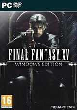 Final Fantasy XV 15 Windows Edition PC Square Enix