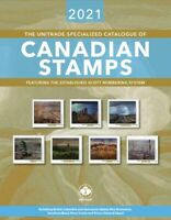 2021 Unitrade Specialized Catalogue of Canadian Stamps -Dec 7 release Pre-order
