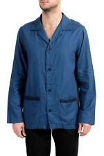 "Hugo Boss ""Pyjama5"" Men's Long Sleeve Night Shirt US M IT 50"