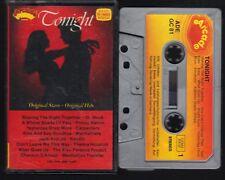"""Tonight """"Kuschelrock"""" 70er Hits (Dr. Hook Carpenters) Cassette MC Kassette, 020"""