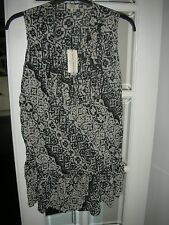Papaya gorgeous crinkle long top BNWT size 14