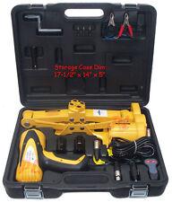 "2 Ton 12V Electric Scissor Car Jack + 1/2"" Impact Wrench *FREE SHIPPING*"
