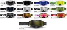 509 Revolver Dual Pane Anti-Fog Lens Snowmobile Sno-X Snowboard Ski Goggle