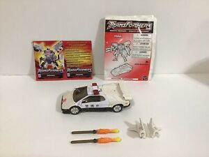 Transformers Prowl RID Robots In Disguise 100% Complete