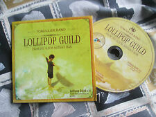 Tom Fuller Band – Lollipop Guild  Redcap Records – RC 8081 UK Promo CD Single