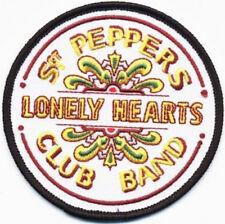 Beatles - Sgt Pepper Drum Patch 8cm Dia