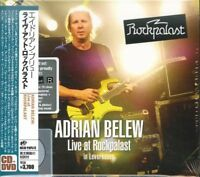 ADRIAN BELEW-LIVE AT ROCKPALAST-JAPAN CD+DVD I71