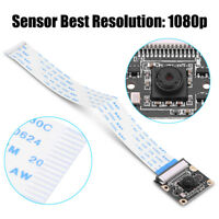 HD 1080P Webcam Camera Module Board 5MP 72.4° Night Vision For Raspberry Pi 3 2