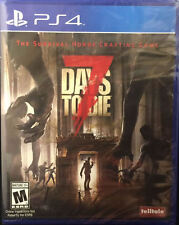 7 Days to Die PS4, New PlayStation 4, PlayStation 4
