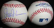 OZZIE GUILLEN SIGNED BASEBALL OMLB FLORIDA MIAMI MARLINS AUTOGRAPH WHITE SOX S2