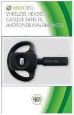 Wireless Headset - Black (Xbox 360) NEW SEALED