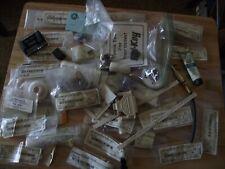 Assorted Electronics Resistors, Capacitors, Ind.