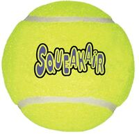AIR KONG Squeaker Tennis Ball for Dog Toy, High quality SQUEAKER Ball XS - L