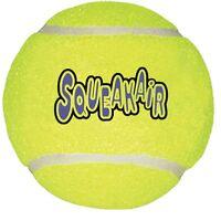 AIR KONG Squeaker Tennis Ball for Dog Toy, High quality SQUEAKER Ball XS - L
