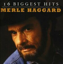 16 Biggest Hits 0886978311429 by Merle Haggard CD