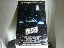 "1983 Star Wars - The Empire Strikes Back - Movie Poster - No 9 - 22""x34"""