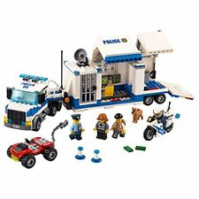 NEW LEGO City Police Mobile Command Center 60139 Building Toy FREE SHIPPING