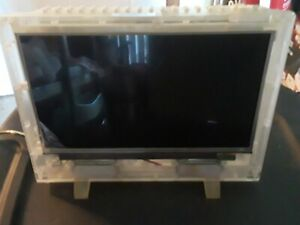 Authentic 13 inch prison inmate ClearTech LED TV. (In perfect working order)