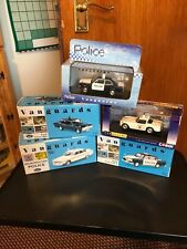 VANGUARDS POLICE CARS 1 : 43 SCALE