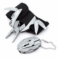 Multifunctional Stainless Steel Tools Pocket Mini Handheld Metal Outdoor Hiking