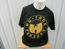 Vintage Fea Wu-Tang Forever Logo Xl T-Shirt Gza Rza Odb Method Man Ghostface