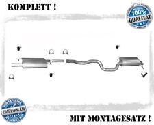 Auspuffanlage VW Transporter T5 T6 V VI 2.0 2.5 TDI BITDI 4Motion Lang Anbausatz