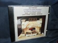 Guy Bovet - A L'Orgue De Cinema (Wurlitzer)...