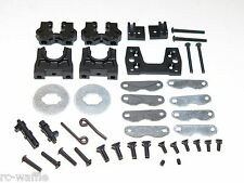 XRA350012 XRAY XB8 2017 SPEC 1/8 NITRO BUGGY CENTER DIFF MOUNTS BRAKES SET