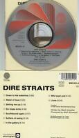 Dire Straits 1st Album CD ALBUM west germany pressing 800 051-2 mark knopfler