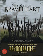 Braveheart Limited Edition SteelBook & 1/4 J-Card (Region A, B & C Korea Import)