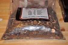 $50 of 95% Pre 1982 Copper CU. Memorial Pennies Bullion (5000 pennies 34+#) 1786