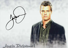 JOSH DUHAMEL Signed 12x8 Photo TRANSFORMERS COA