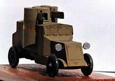 Extratech EXM7213 1/72 Resin & Photo Etch Russian Austin Putilovec Armored Car