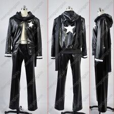 Black Rock Shooter Black Gold Saw man Cosplay Costume Custom Any Size