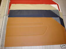 MERCEDES DOOR PANEL SKINS ORIGINAL MB TEX 450SL 560SL 380SL 350SL W107 72-89